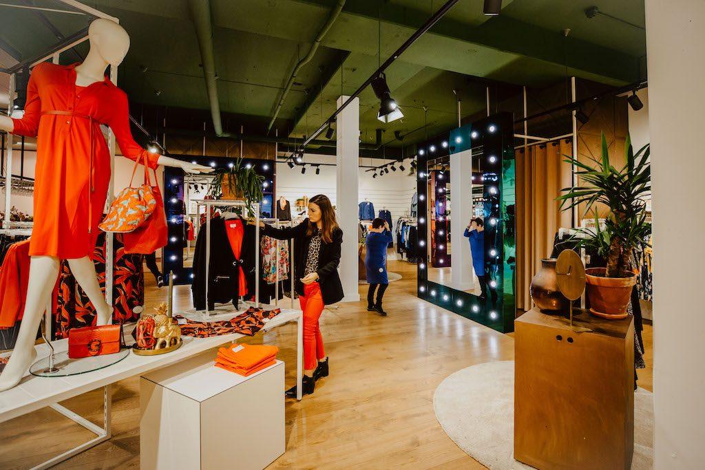 winkel Michelle interieur kleding