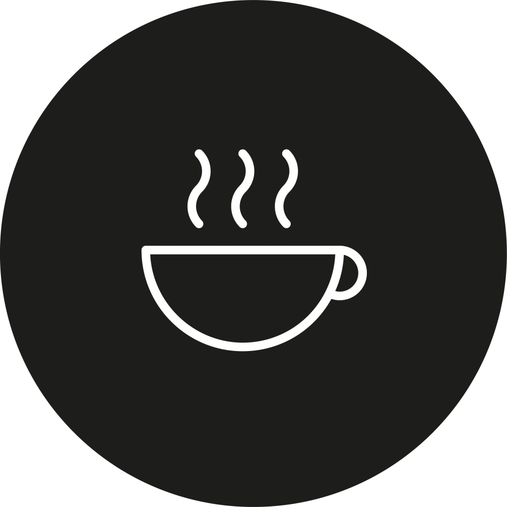 icoon bar ontmoetingsplek